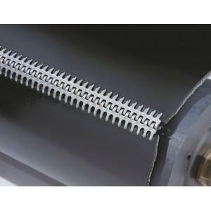 Как ремонтировать конвейерную ленту>